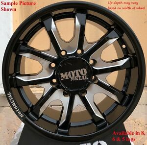 4 New 18 Wheels Rims For Ford F 350 2010 2011 2012 2013 2014 Super Duty 1125