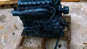 Bobcat Engine Kubota V2203 e 51 Hp Diesel Engine Used