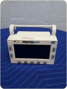 Propaq Encore 202el Multi parameter Patient Monitor 92077