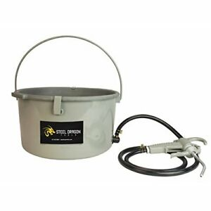 Steel Dragon Tools 418 Handheld Oiler Bucket 10883 For Ridgid 300 535 700 And