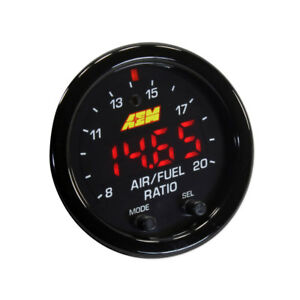 Aem Electronics X Series Wideband Uego Air Fuel Ratio Sensor Controller Gauge