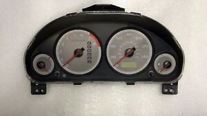 2001 2002 Honda Civic Ex Coupe At W O Side Srs W Abs Speedometer Gauge Cluster