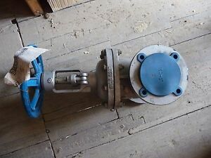 3 Inch Cast Iron Flanged Gate Valve