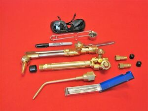 Welding Cutting Torch Victor 315 Type Oxygen Acetylene Free Shipping