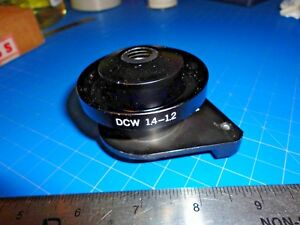 Olympus Dcw Darkfield Condenser Oil Immersion W Auxiliary Condenser Holder Dch