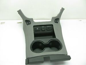 Gm Center Console Cup Holder Plate 23289752 For 16 17 Tahoe Suburban Yukon