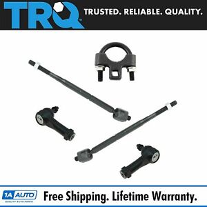 Front Inner Outer Tie Rod End Set Of 4 W Tool For Chevy Cobalt Hhr Ion New