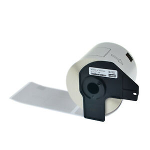 50roll Dk1202 Shipping Labels W Frame For Brother Ql 500 550 570 720nw 700 1050