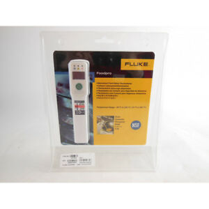 Fluke Foodpro Non Contact Food Safety Thermometer
