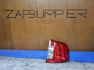 2011 2012 2013 2014 Ford Edge Right Rh Side Taillight Tail Light Lamp Oem