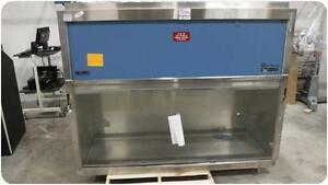 Nuaire Nu 425 600 Type A b3 Class Ii Biological Safety Cabinet 139729