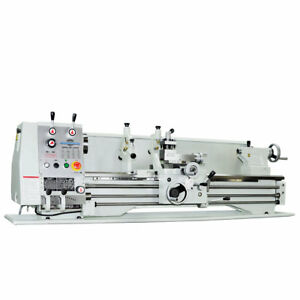 Pm 1340gt 13x40 Ultra Precision Metal Lathe 3 Phase Taiwan Free Shipping