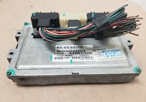 Ecm Ecu Pcm Engine Computer Module 2000 Dodge Dakota 3 9l V6 P56040350ab