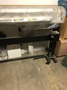 Mutoh Falcon Outdoor Large Format Eco Solvent Printer Plotter for Parts