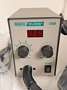 Quick Rework Station Quick947dw New Tested Works