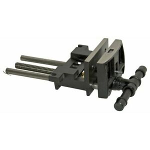 Yost Model 7 ww ra Yost Heavy Duty Ductile Iron Woodworker s Vise Rapid Action