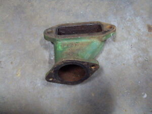 John Deere 520 530 Radiator Water Inlet Thermostat B3413r