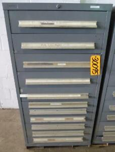 Storage Cabine Vidmar Type 11 Drawer 30 w X 27 3 4 d X 59 h 30095