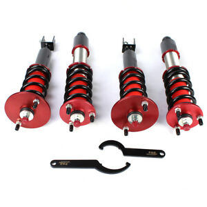 Big Sale 36 Ways Adjustable Fits Honda Accord Acura Cl Coilovers Coil Struts
