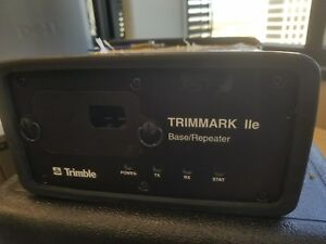 Trimble Trimmark Iie Base repeater Pn 38460 43