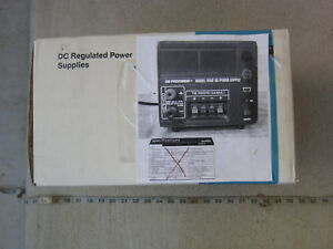 Bk Precision 1682 120vac To 13 8vdc 400w Dc Regulated Power Supplies New