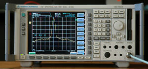 Rohde Schwarz Fsp30 Spectrum Analyzer 9 Khz To 30 Ghz