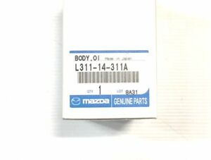 2010 2014 Mazda Engine Oil Filter Housing Assembly New Genuine Oem L311 14 311a