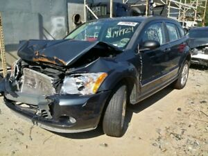 Chassis Ecm Air Bag Excluding Srt4 Without Front Seat Air Bag Fits Caliber