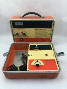 Metrotech 480 Portable Pipe cable Locator Transmitter Receiver