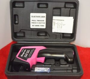 Snap on Multi laser Infrared Thermometer Rtemp8pink