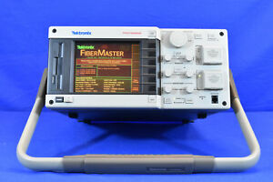 Tektronix Tfp2a Fibermaster Optical Time Domain Reflectometer