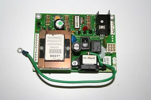 American Changer Ac500 Logic Control Board Completely Refurbished