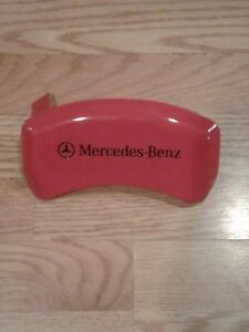 One Single Mgp 23216r Red Caliper Cover For 03 06 Mercedes benz Sl500 Base