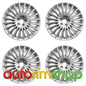 Mercedes S550 S600 S560 S650 2015 2018 19 Oem Staggered Wheels Rims Set