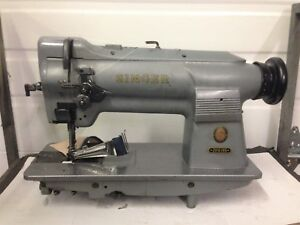 Singer 211g155 Walking Foot With Binding Attachment Industrial Sewing Machine