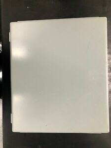 Hoffman A1412ch Steel Panel Mount Enclosure Nema12 Junction Box 14 x12 x6