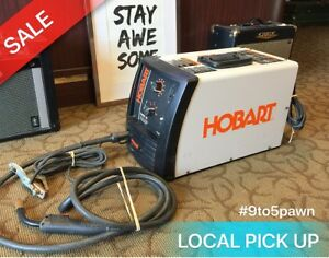 Local Pick Up Only Hobart Handler 140 Mig Wire Mig Welder 9to5pawn