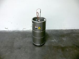 Ucon Ag Container Systems Kg 20 Liter 304 Stainless Steel Keg Pressure Vessel