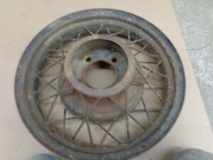 V8 Ford 17 Wire Wheel Mt 2178