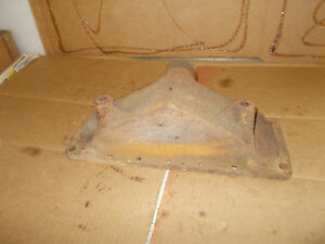 John Deere B Lower Radiator Tank Early B