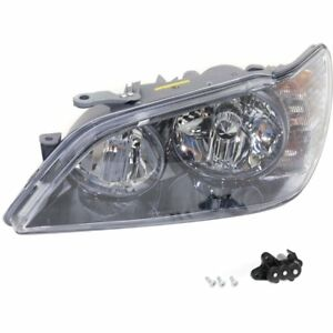 Headlight For 2003 2004 Lexus Is300 Left Clear Lens Hid With Sport Package