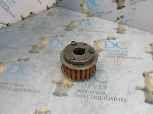 Browning 22hp150 22 Teeth Pitch 3 447 Od Timing Belt Pulley