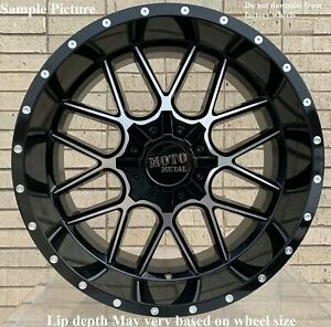 4 New 22 Wheels Rims For Savana Van 1500 C 2500 K 1500 K 2500 Gmc 6942