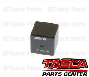 Brand New Genuine Gm Oem Fuel Pump Relay 21997408