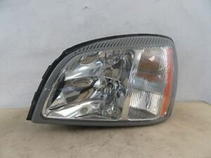 2000 2001 2002 2003 Cadillac Deville Lh Driver Headlight Oem 105