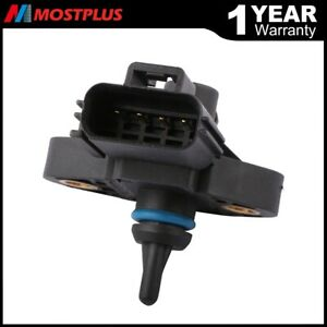 New Fps5 Fuel Injection Rail Pressure Sensor For Ford Lincoln Mercury 5s7254