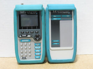 Microtest Pentascanner Cable Tester W 2 way Injector Power Tested For Parts