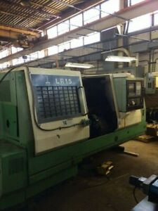 Okuma Lr15 Cnc Lathe 3 Units Available