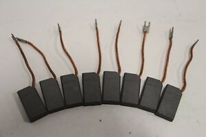 Lot Of 8 New Helwig Carbon Uwe 53 Carbon Motor Brush 1 x1 7 8 x1 2 Nnb