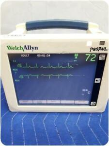Welch Allyn Propaq 242 Multi parameter Patient Monitor 206888